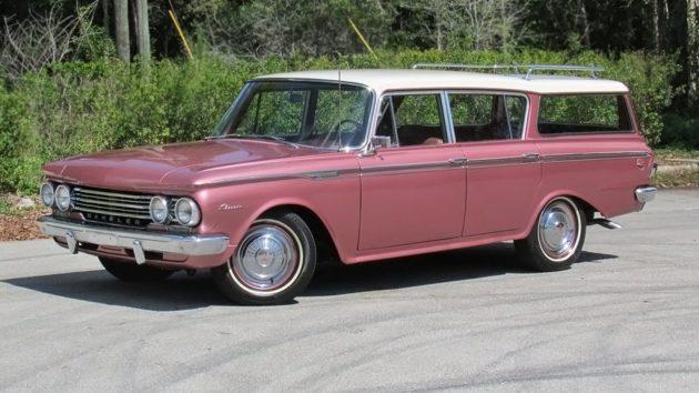 052516 Barn Finds - 1962 AMC Rambler Classic Wagon - 1