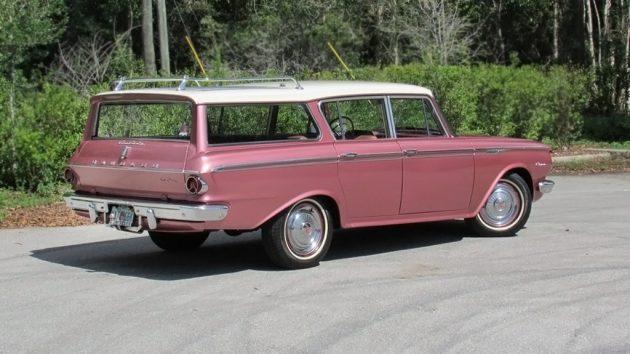 052516 Barn Finds - 1962 AMC Rambler Classic Wagon - 2