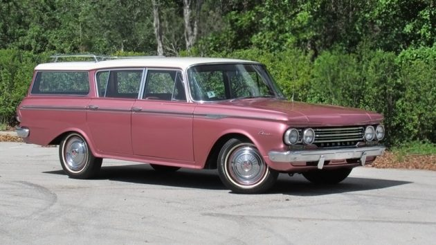 052516 Barn Finds - 1962 AMC Rambler Classic Wagon - 3