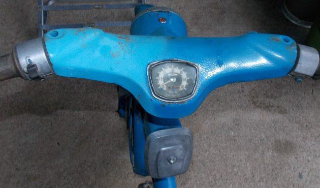 052716 Barn Finds - 1960 HONDA C100 - 3