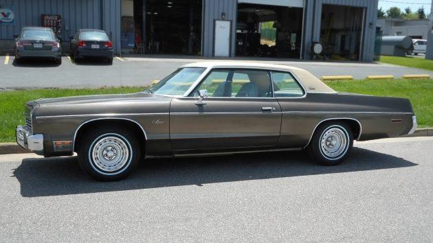 052716 Barn Finds - 1974 Dodge Monaco Custom - 1