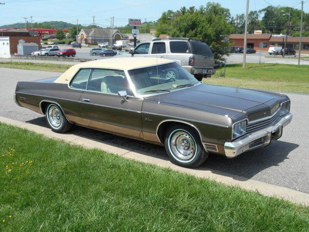 052716 Barn Finds - 1974 Dodge Monaco Custom - 3