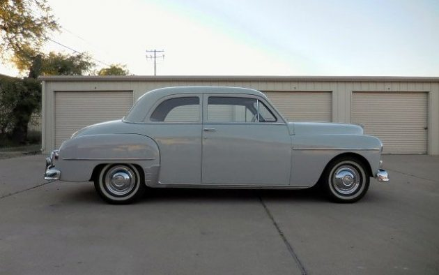 1950 Plymouth Silhouette
