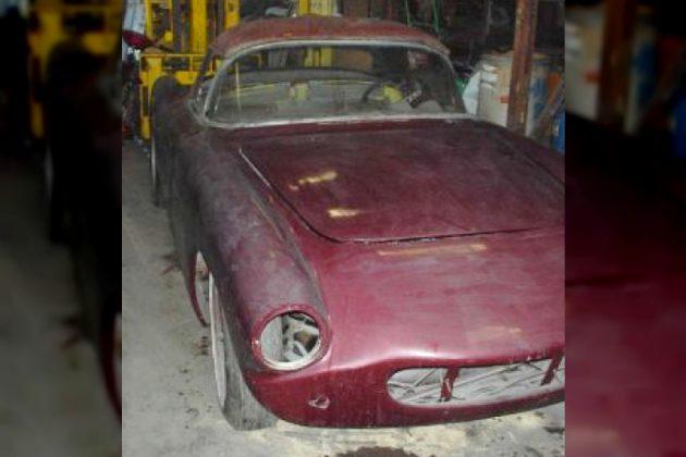1960 Cunningham Corvette
