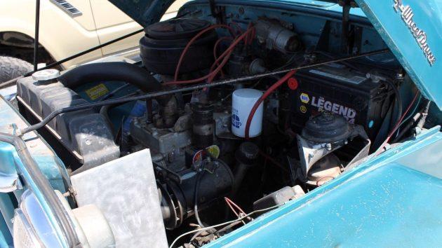 1963 Willys Wagon Engine