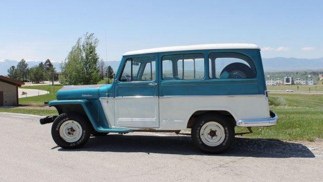 1963 Willys Wagon Survivor