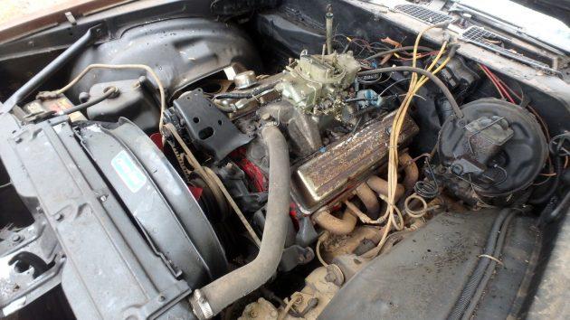 1978 Camaro 350 V8
