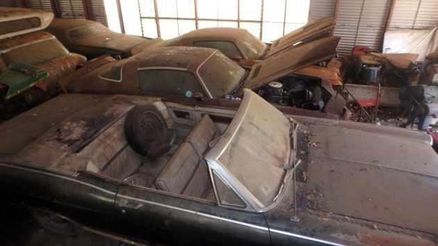1978 Camaro Barn Find