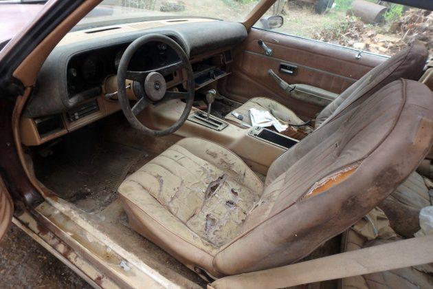 1978 Camaro Interior