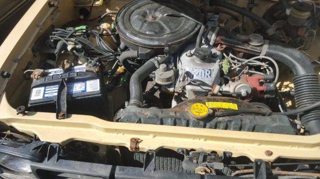 1980 Toyota Hilux 20R Engine