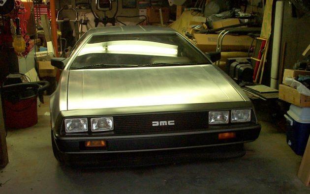 1981 DMC DeLorean