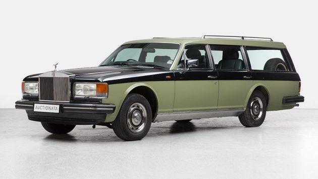 1983 Rolls Royce Silver Spirit Estate