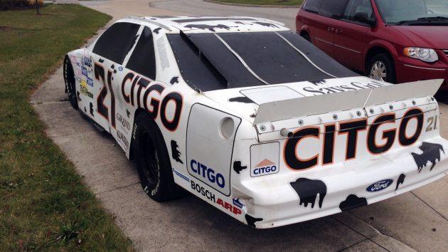 1997 CITGO NASCAR Shell