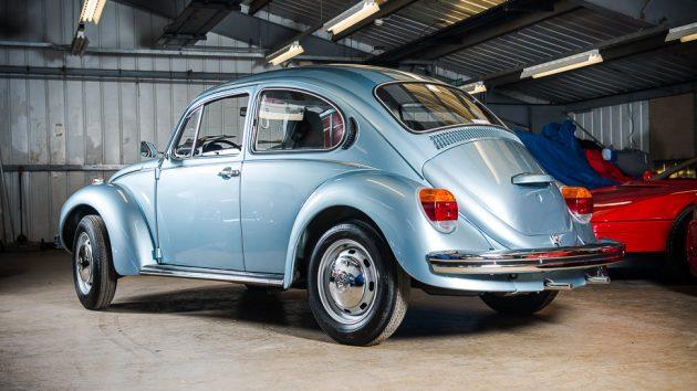 56 Mile 1974 VW Beetle