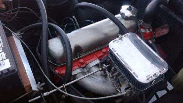 B20 Engine