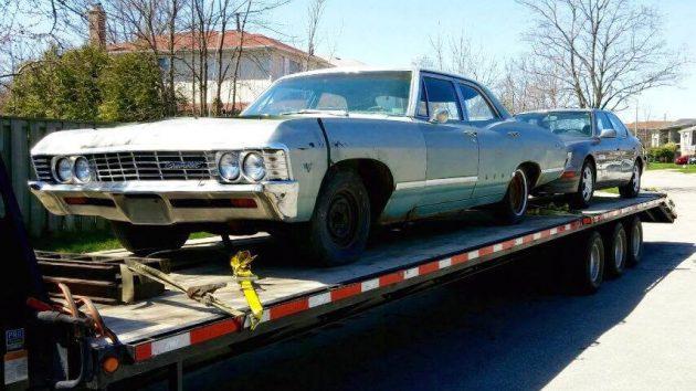 Blake's 1967 Impala - 3