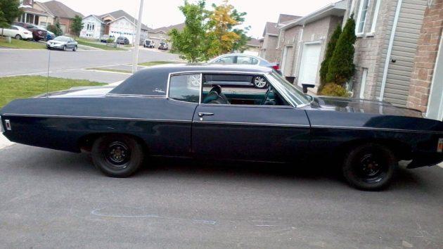 Blake's 1969 Impala - 2