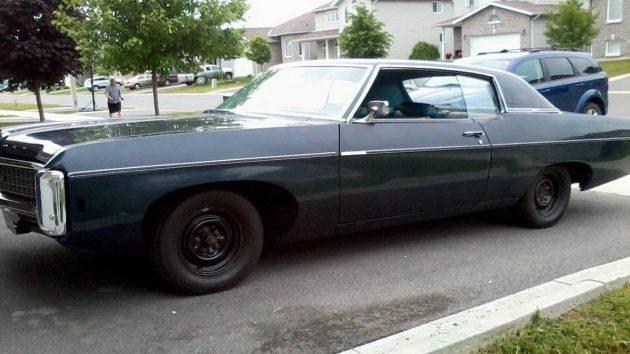 Blake's 1969 Impala