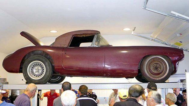 Cunningham Corvette #1