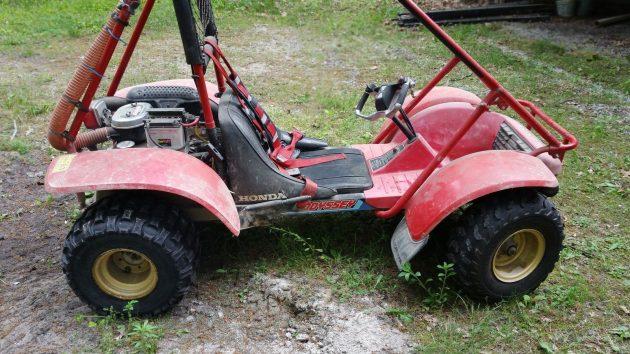060116 Barn Finds - 1984 Honda Odyssey - 2