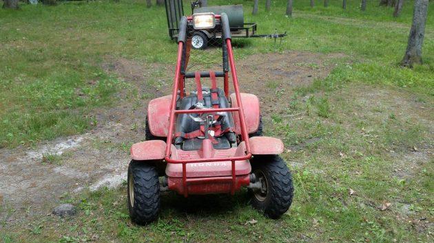 060116 Barn Finds - 1984 Honda Odyssey - 3