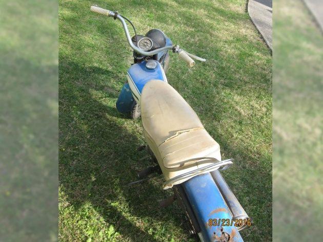 060716 Barn Finds - 1964 Harley-Davidson Scat - 3