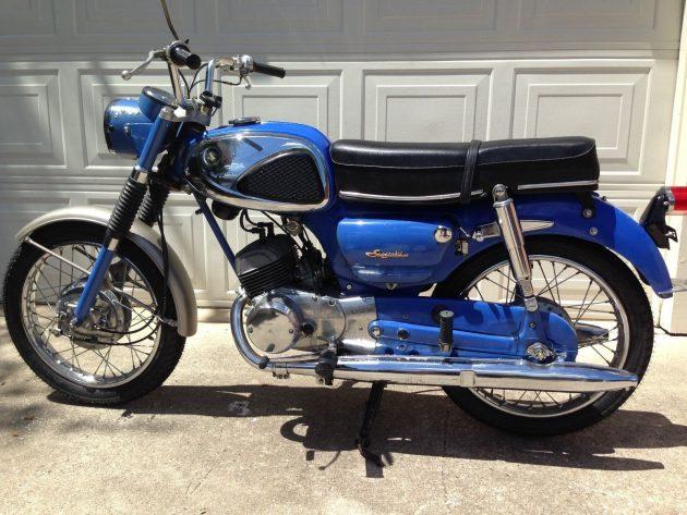061016 Barn Finds - 1966 Suzuki S32 2 - 1