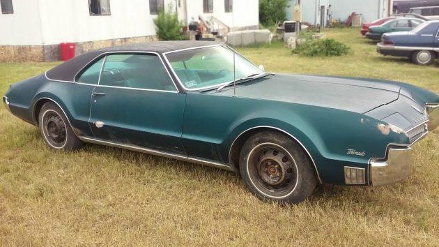 061016 Barn Finds - 1967 Oldsmobile Toronado - 2