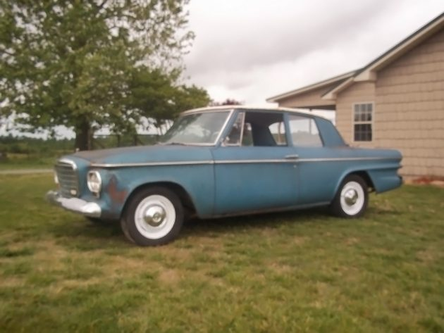061416 Barn Finds - 1963 Studebaker Lark - 1