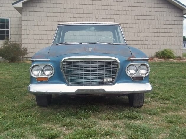 061416 Barn Finds - 1963 Studebaker Lark - 3