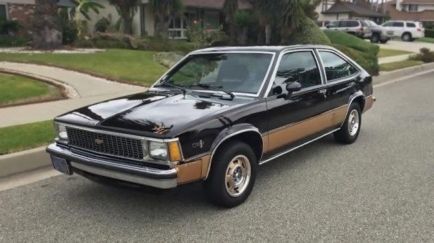 061516 Barn Finds - 1980 Chevrolet Citation X11 - 1