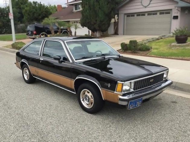 061516 Barn Finds - 1980 Chevrolet Citation X11 - 2