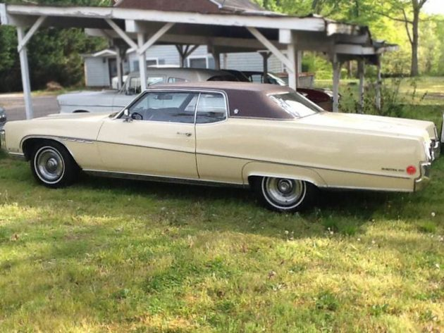 061616 Barn Finds - 1970 Buick Electra 225 - 2