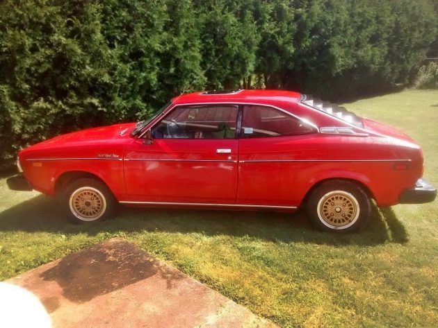 061616 Barn Finds - 1979 Subaru FE Coupe Electric Car - 2