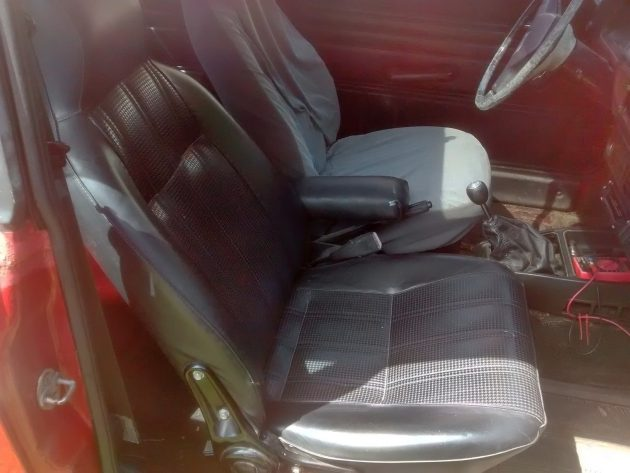 061616 Barn Finds - 1979 Subaru FE Coupe Electric Car - 3