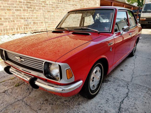 061716 Barn Finds - 1971 Toyota Corolla - 2