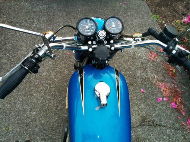 062316 Barn Finds - 1973 Yamaha XS650 - 3
