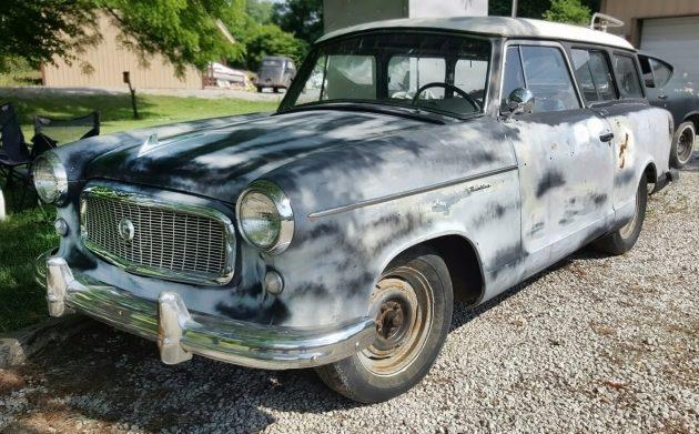 062416 Barn Finds - 1960 AMC Rambler American Wagon - 2