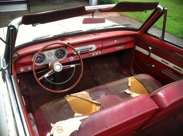 062716 Barn Finds - 1962 Chevrolet Chevy II Nova 400 - 4