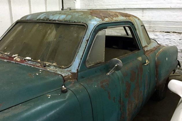 1950 Studebaker Champion Roof