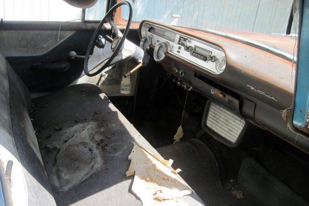 1957 Pontiac Chieftain Interior