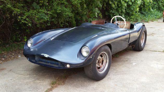 1958 Devin V8 Special