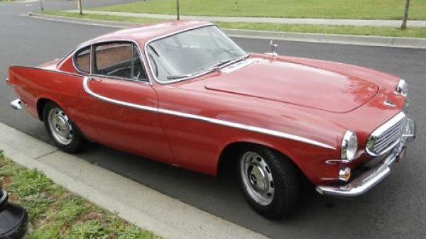 1965 Volvo P1800S