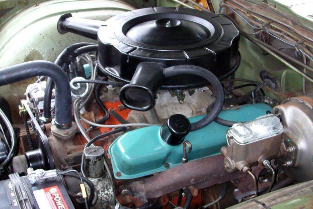 1968 Chrysler Newport Engine