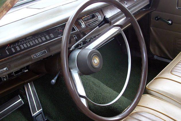 1968 Chrysler Newport Interior
