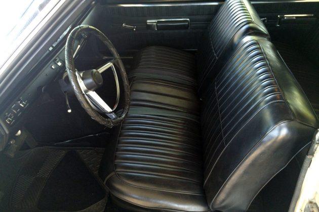 1968 Dodge Coronet 440 Interior