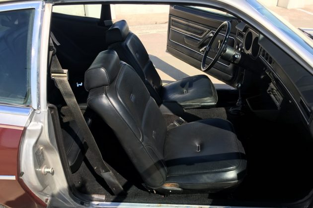 1980 Ford Pinto Interior