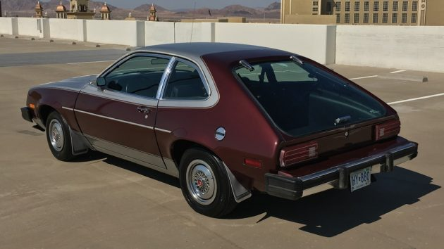 1980 Ford Pinto Survivor