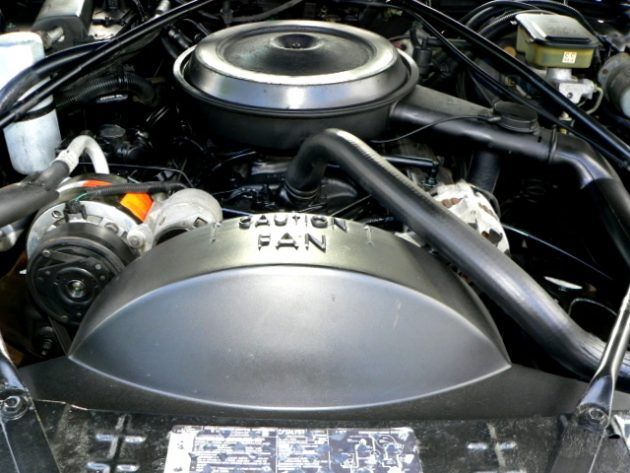1991 Cadillac Brougham Engine