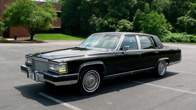 1991 Cadillac Brougham Fleetwood